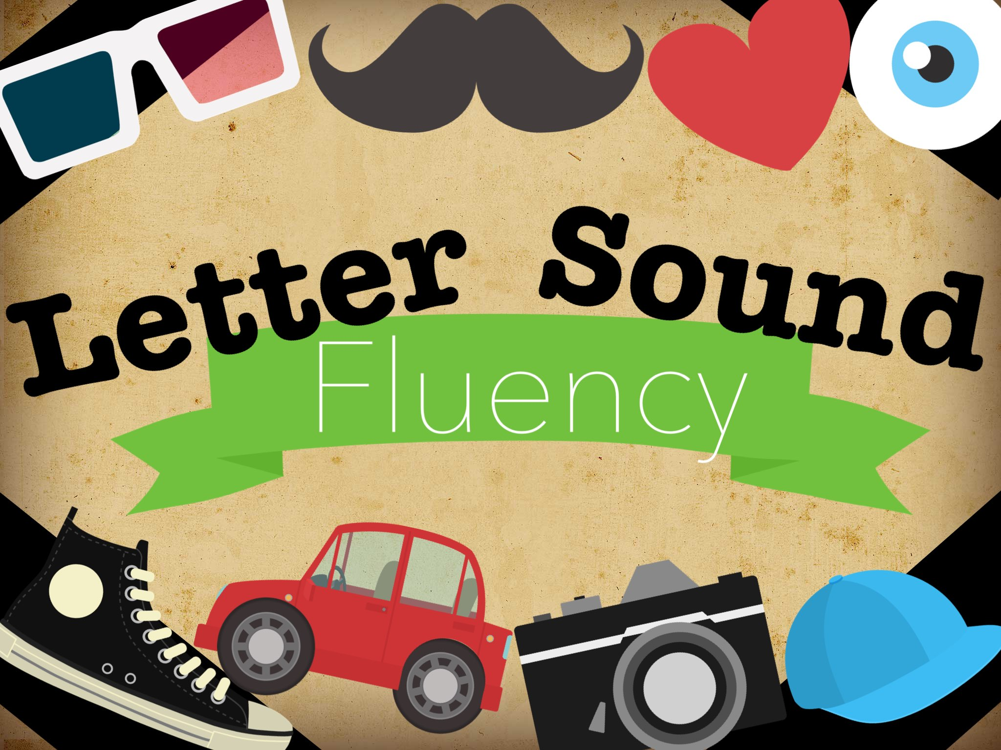 Play Letter Sound Fluency By Nadine Gilkison