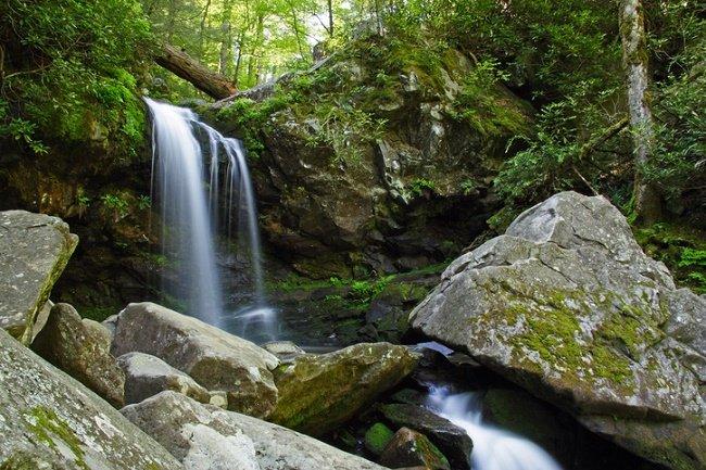Plus, the location of grotto. Gatlinburg Hiking Guide Grotto Falls Trail