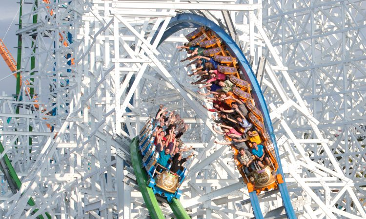 An rmc hybrid, and a few other coasters. Six Flags Magic Mountain Tips How To Have The Best Day Ever