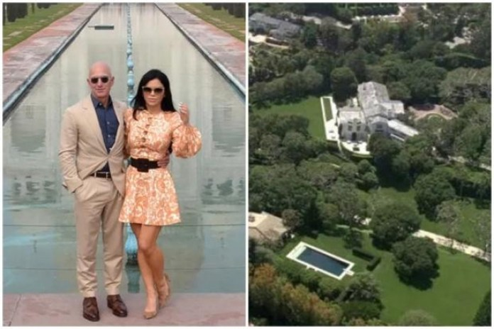 Jeff Bezos bought the most expensive property in LA