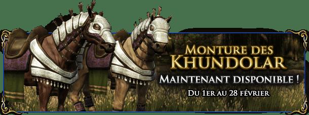 Monture des Khundolar
