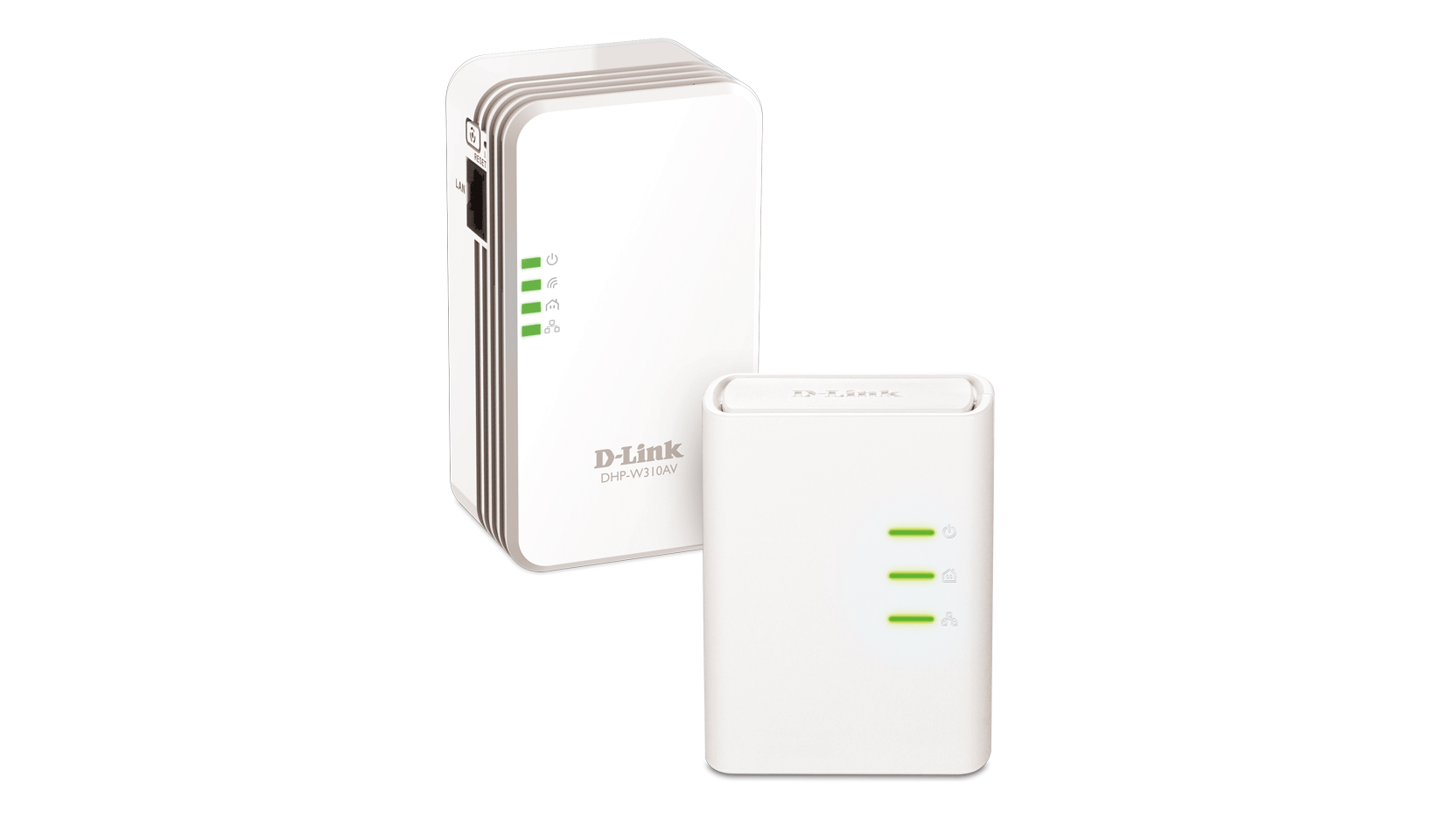 D Link Powerline Av Wireless Extender Kit