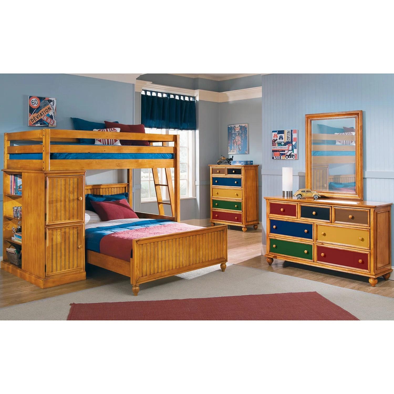 colorworks loft bed