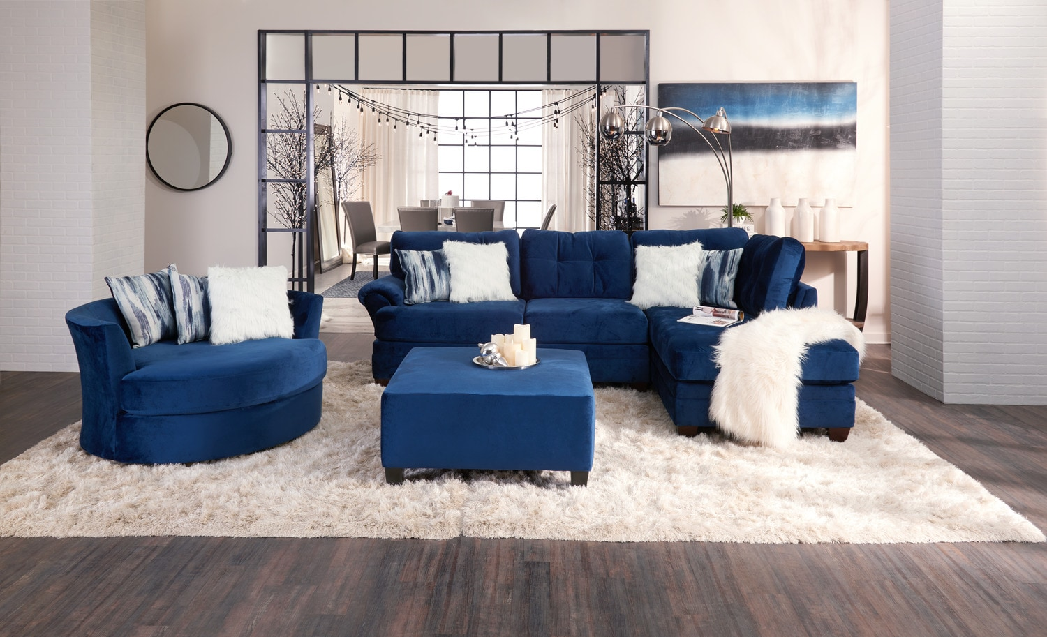We have everything you need to know, plus other ways to save at the furniture retailer. The Cordelle Collection   Value City Furniture and Mattresses