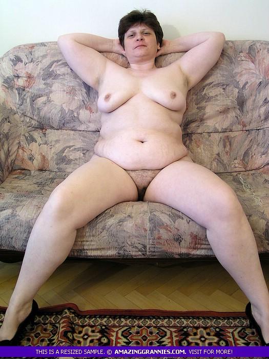 chubby hairy mature mom