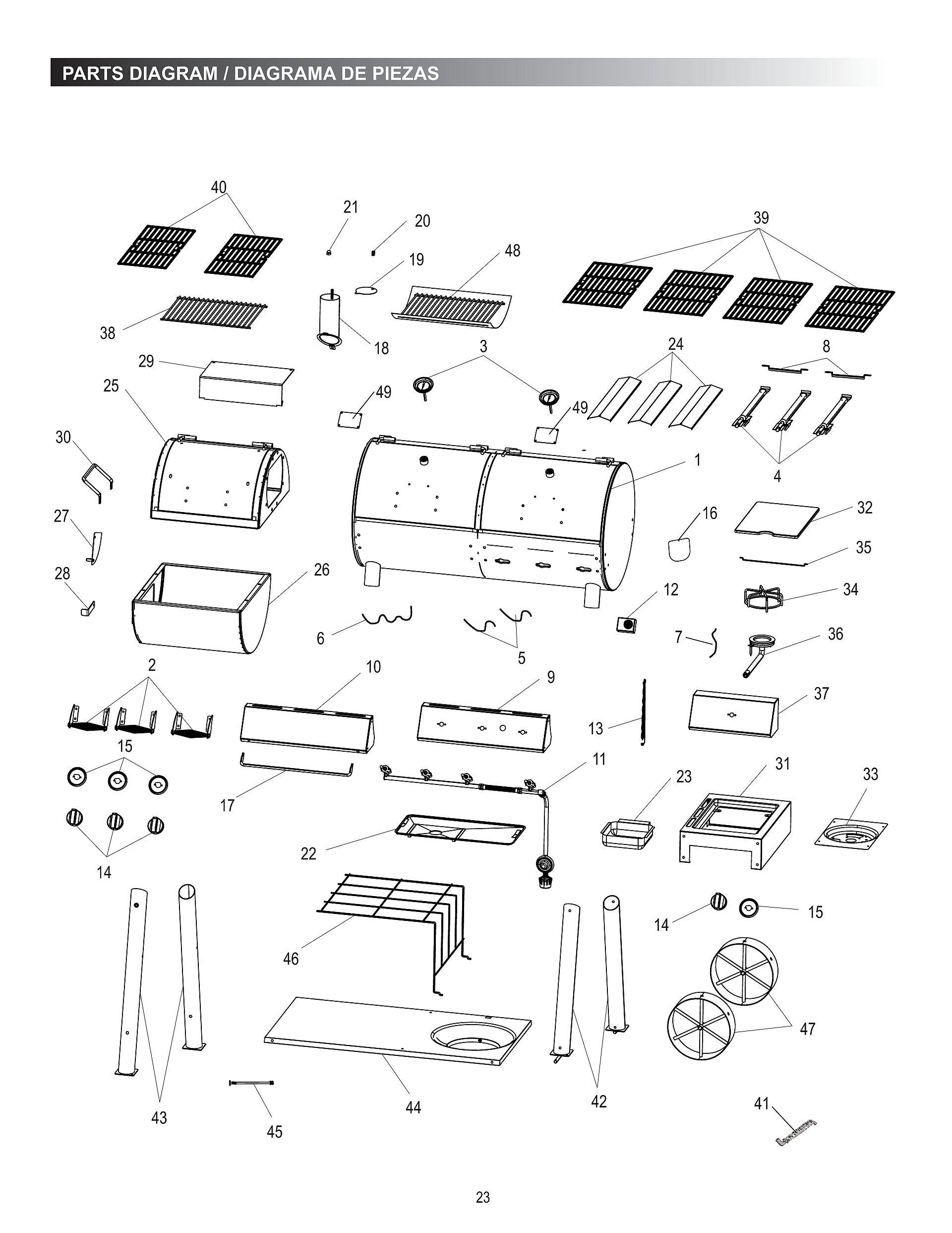 Bradley Smoker Wiring Diagram