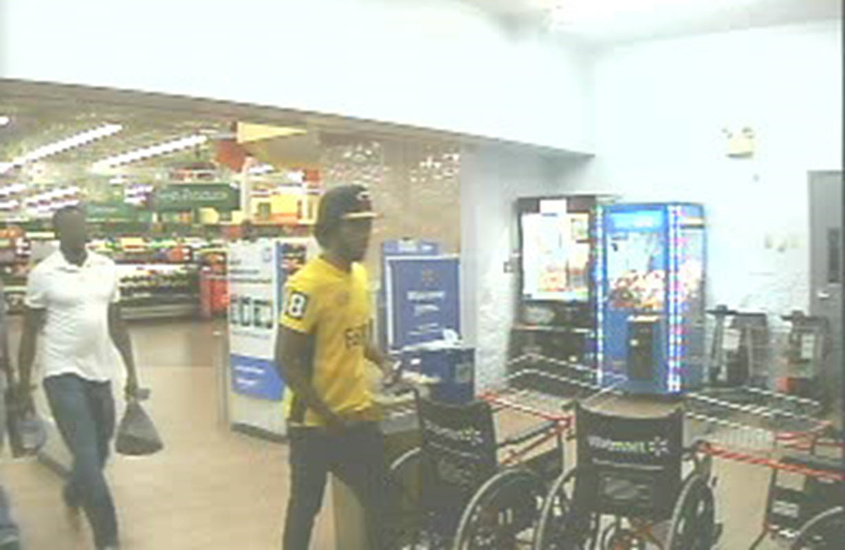 Knows your credit or debit card pin. Police Look For Credit Card Fraud Suspect | wfmynews2.com