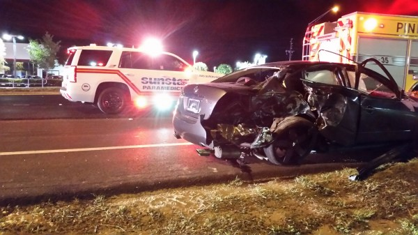 wtsp.com | Motorcyclist killed in Pinellas Park crash