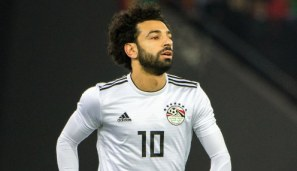 Mo Salah expected to face Uruguay