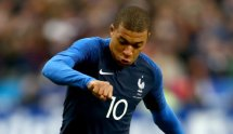 Mbappe backed to keep improving