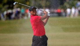 Tiger prepared for 'fast' Carnoustie Open Championship
