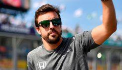 Fernando Alonso F1 2018