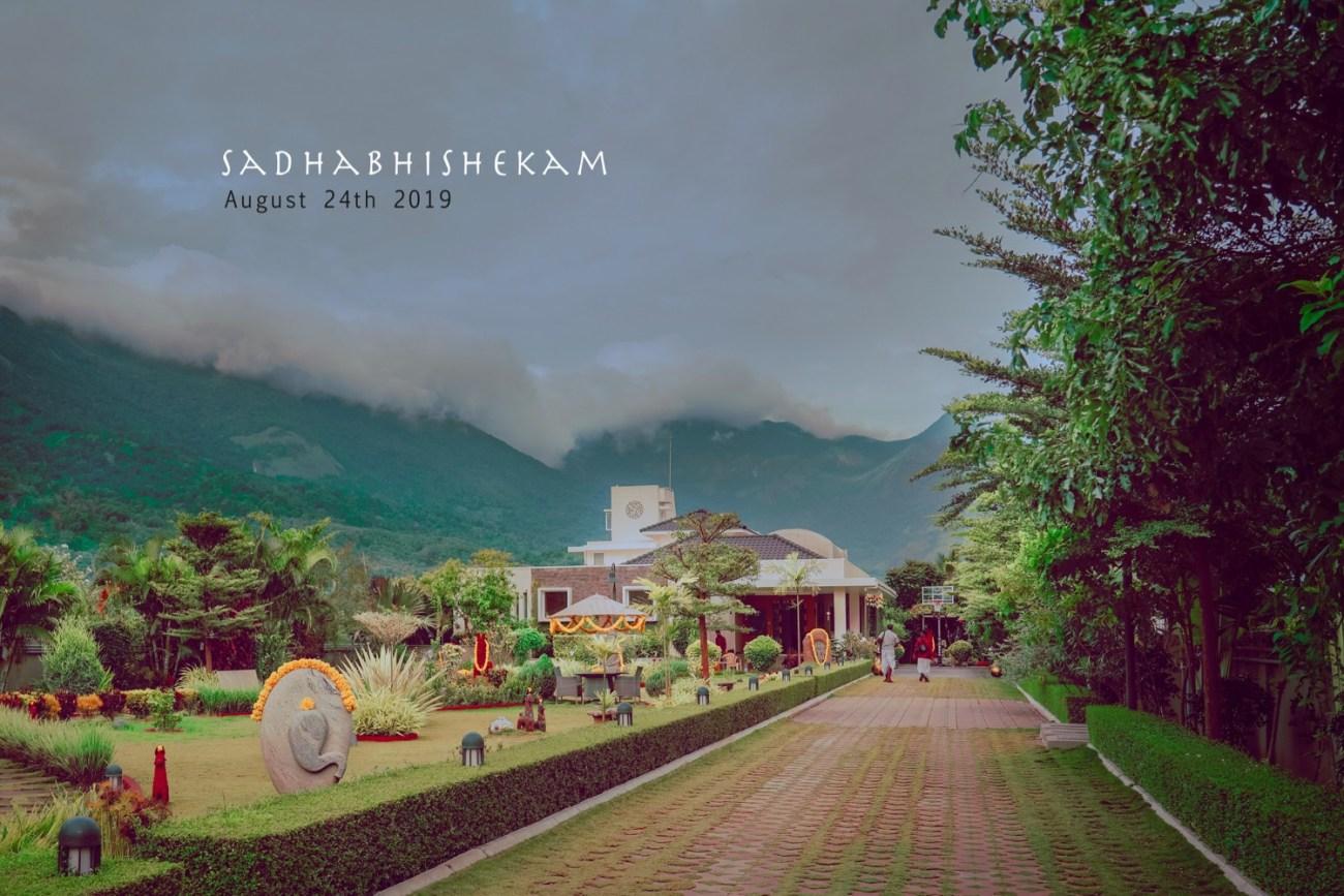 Sadhabhishekam Photography