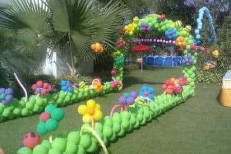 Krishna Balloon Decoration  Allahabad City   Balloon Decorators in     Krishna Balloon Decoration