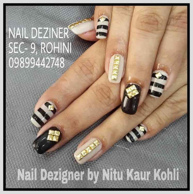 Nail Art And Extension Rohini Sector 9 Beauty Parlours For In Delhi Justdial