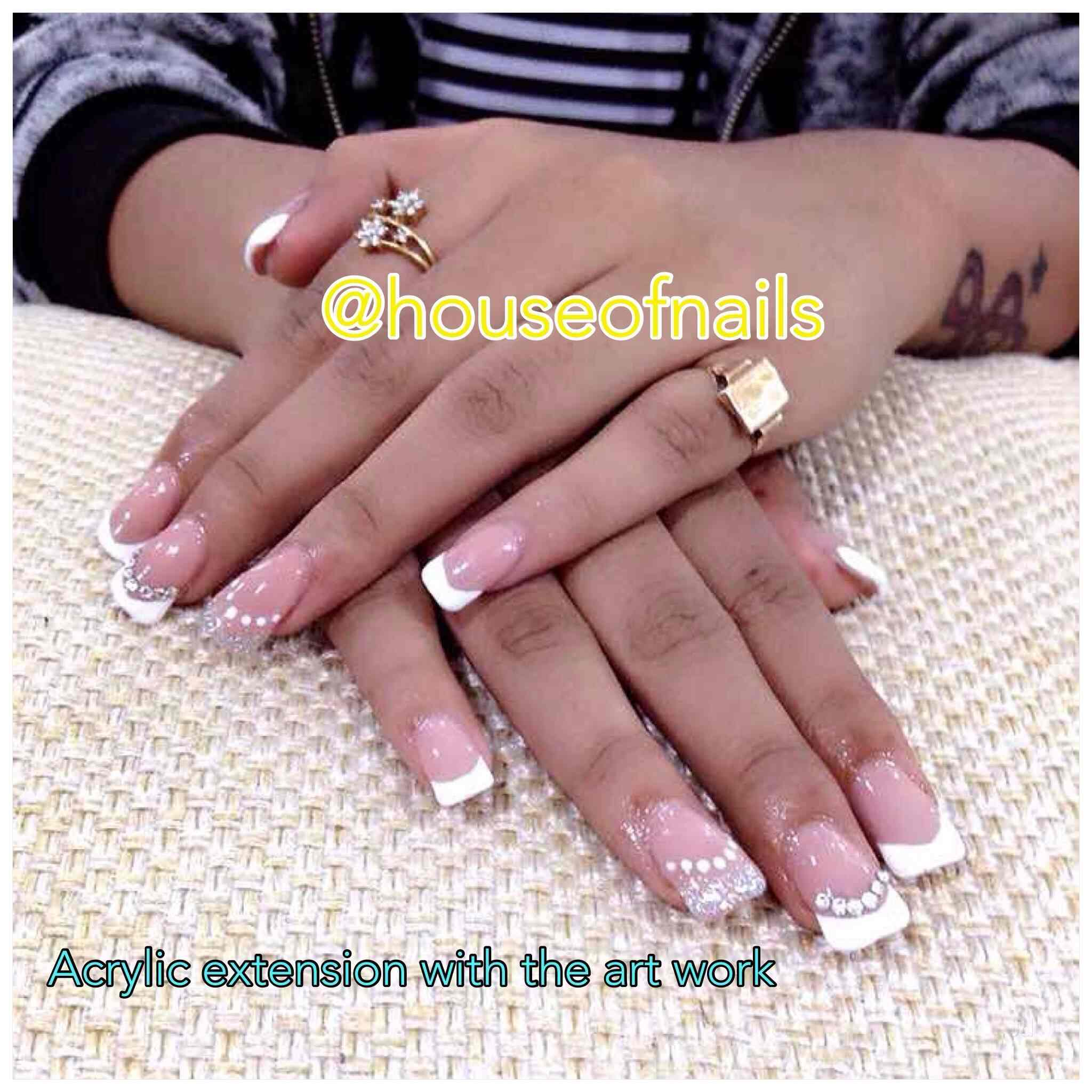 House Of Nails Ballygunge Beauty Parlours For Nail Extension In Kolkata Justdial