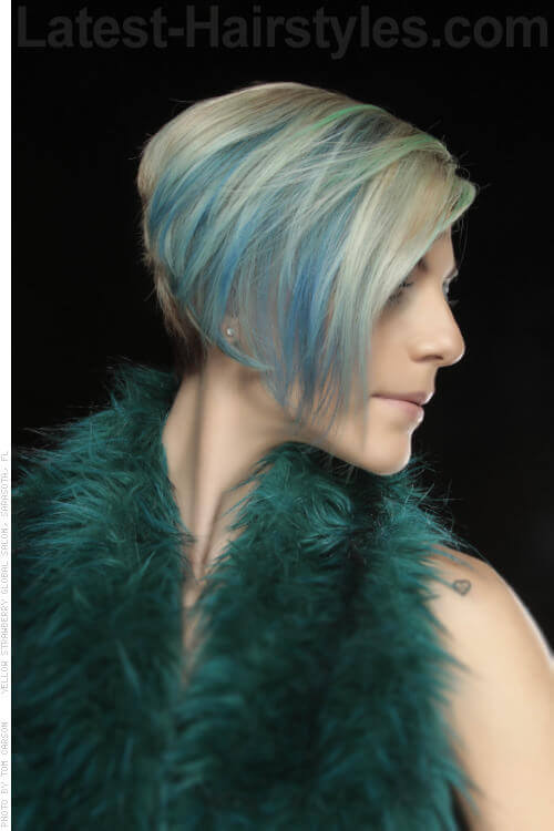 20 Enchanting Winter Hair Colors You Must Try This Year