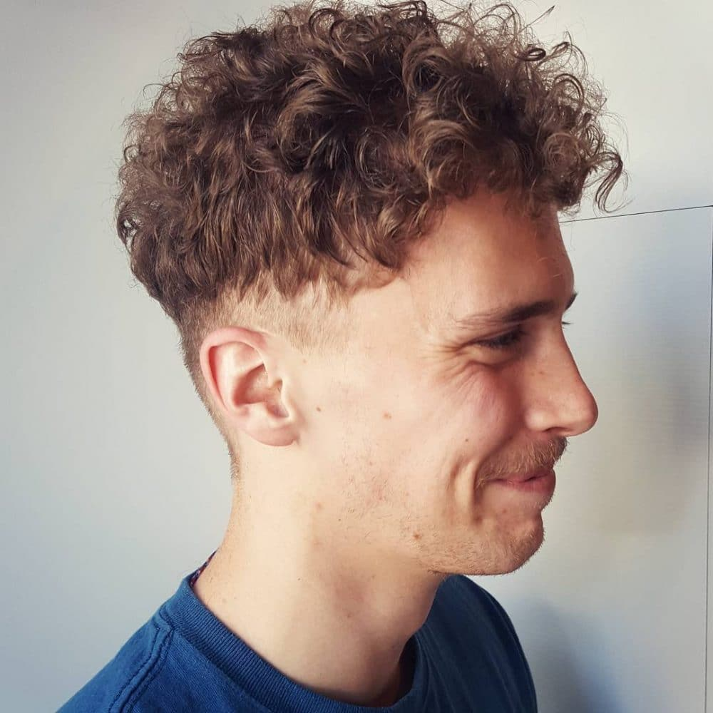34 Best Mens Hairstyles For Curly Hair Trending In 2019