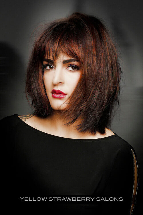 37 Most Flattering Bob Haircuts For Round Faces