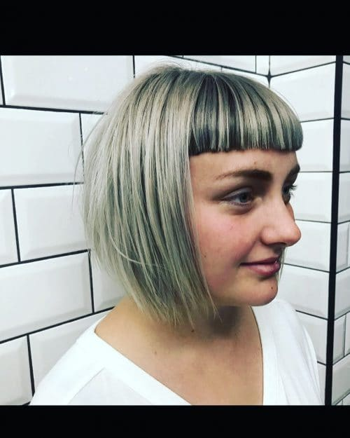 26 Flattering Short Hair With Bangs To Try For 2019