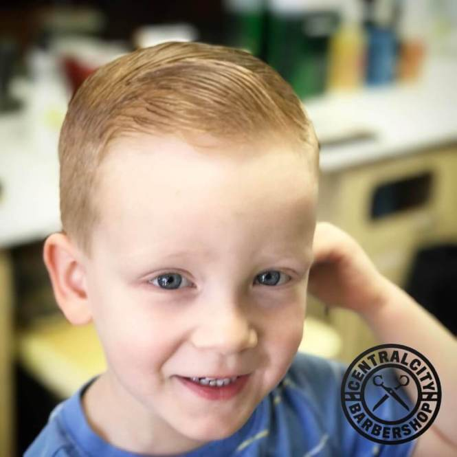 Short Haircuts For Thick Hair Guys Toddler Boy Thin
