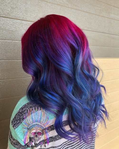 Top 15 Magenta Hair Colors To Copy In 2020