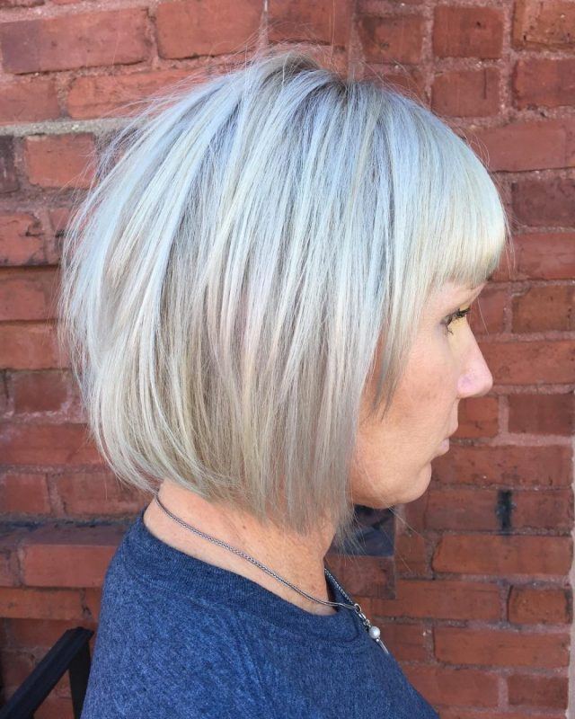 34 perfect short haircuts and hairstyles for thin hair (2019)