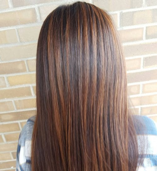 40 Hottest Chocolate Brown Hair Color Ideas Of 2019