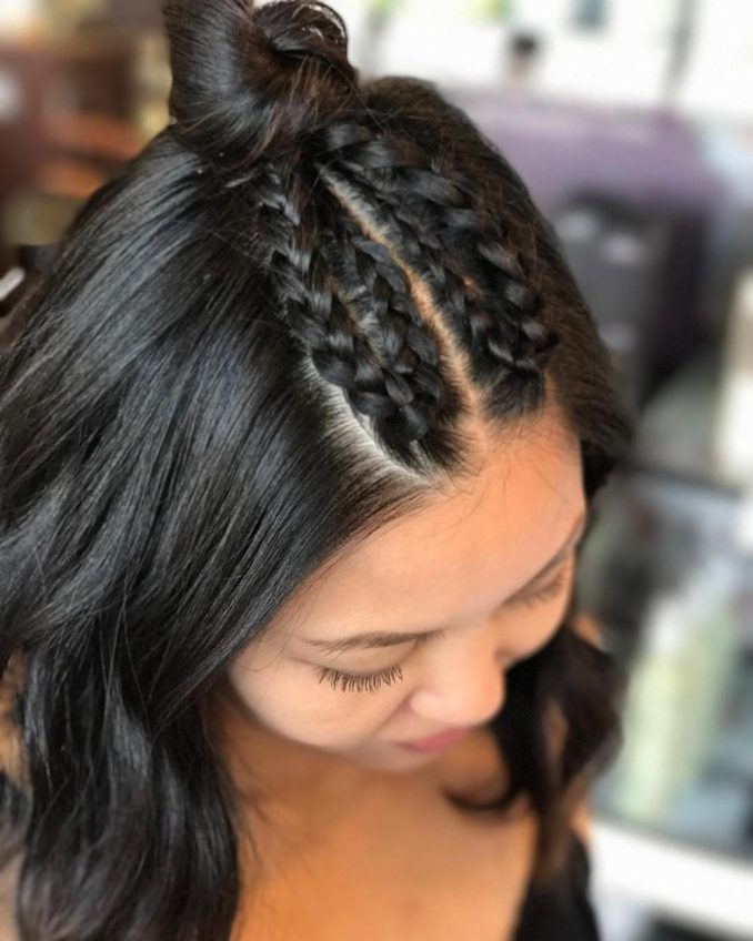 37 cute french braid hairstyles for 2019