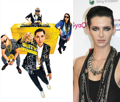 Far East Movement, Bill Kaulitz - Für Far East Movement war Bill Kaulitz eine Bereicherung