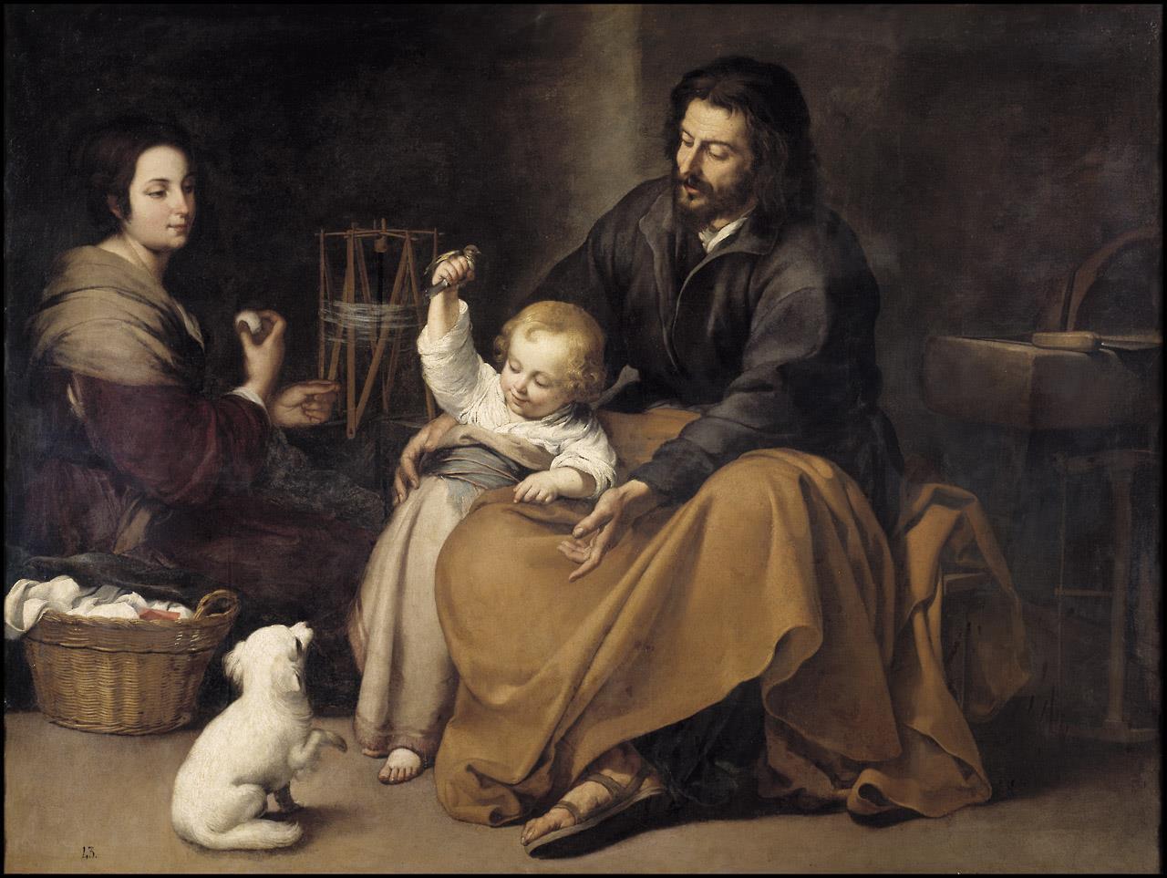 Resultado de imagen de Murillo Museo del Prado