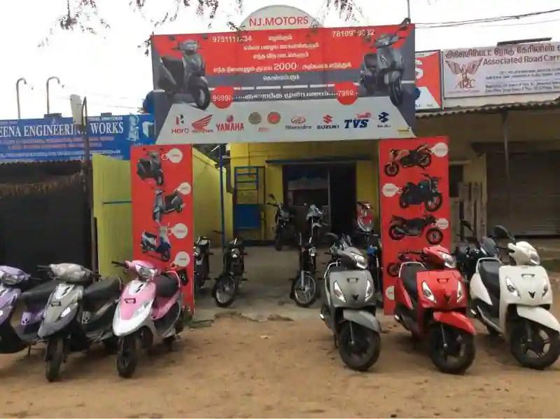 Honda Motorcycle Dealers In Nj