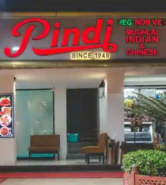 Pindi Restaurant, Pandara Road, Delhi - Restaurants - Justdial