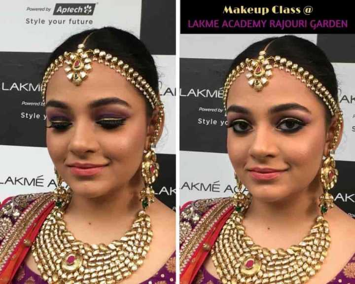 Lakme Makeup Course Fees | Wajihair co