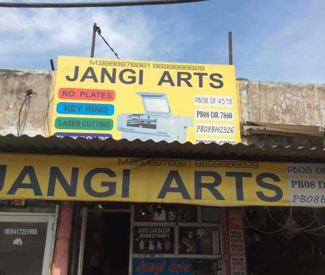 Jangi Arts Jalandhar City Advertising Agencies In Jalandhar Justdial
