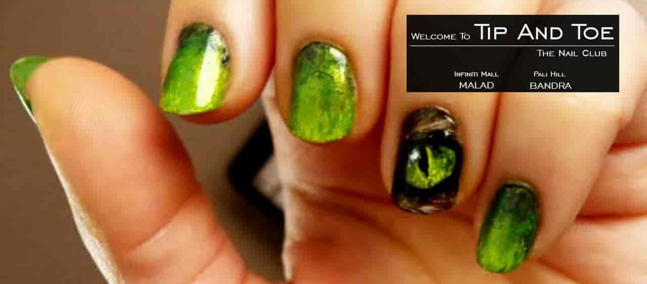 Tip Toe The Nail Club Malad West Beauty Parlours For Art In Mumbai Justdial