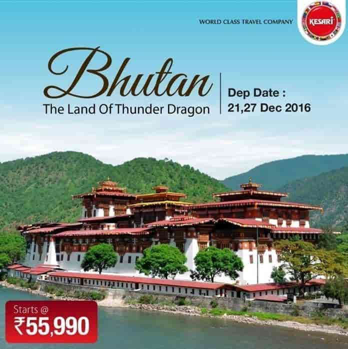 Kesari Tours And Travels Holiday Packages
