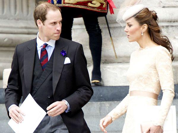 So wollen William und Kate ihr erstes Kind nennen