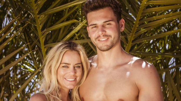 "Nicole and Dennis join ""Love Island"" 2021"