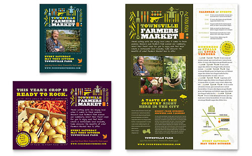 Agriculture Amp Farming Flyers Templates Amp Designs