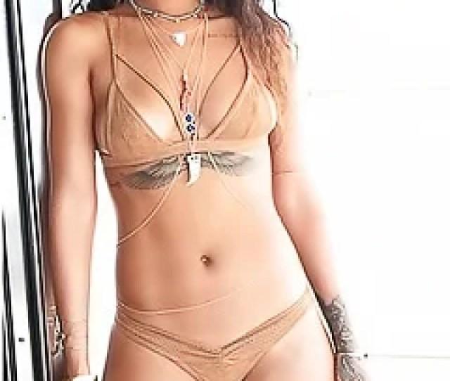 Exclusive Rihanna