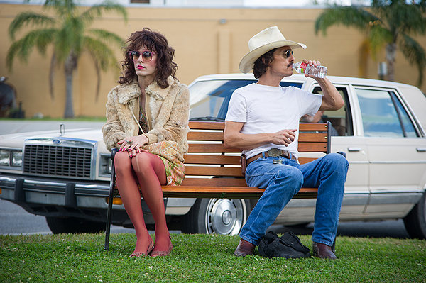 Characters from Dallas Buyers Club