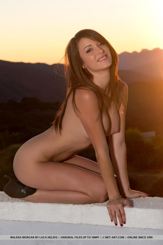 Gorgeous Malena Morgan 17