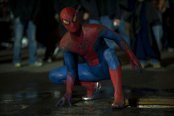 still from the movie Amazing Spider-Man