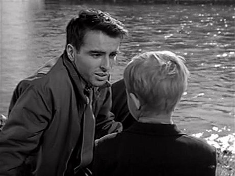 Montgomery Clift in The Search