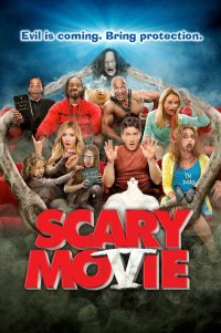 Poster for 2013 comedy film Scary Movie 5
