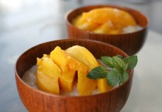 mango sticky rice rice