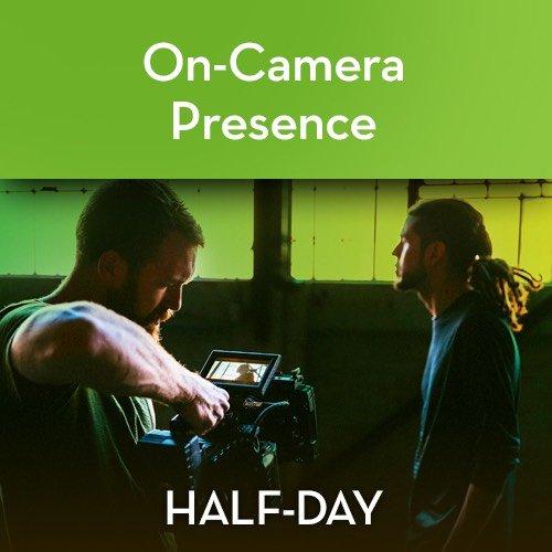 On Camera Presence