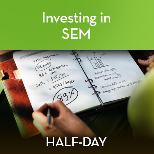 Investing in SEM