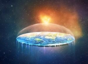 Flat Earth Marketing